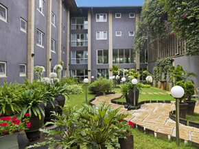 Country Lodge Hotel Upperhill Nairobi